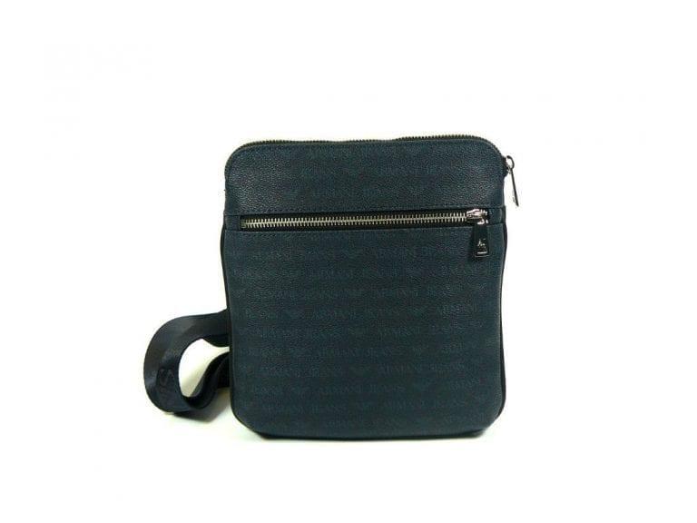 Bandoliera Messenger Armani Jeans Blu - Buroni Pelletterie ccc61e829b994