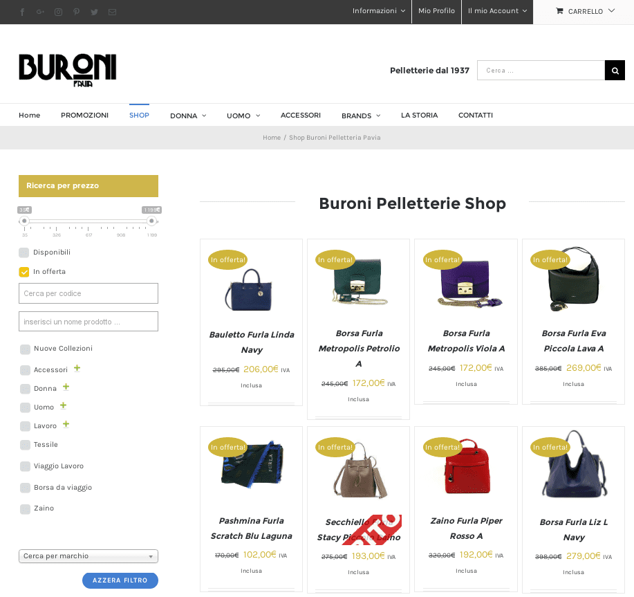 buornipelletterie shop online