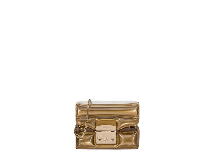 978749 Pelletterie Borsa Bandoliera B Furla Sabbia Buroni Pin Mini Yq8ff