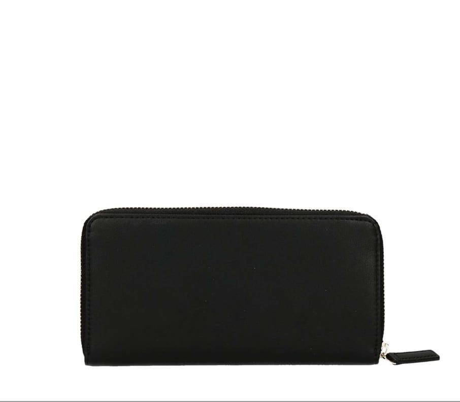 new products ecd2c 6e43c Portafoglio Liu-Jo Sei Unica Zip Around Nero