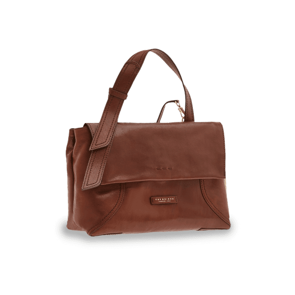 Borsa a mano The Bridge Pienza Marrone - Buroni Pelletterie 933f5c0be73ba