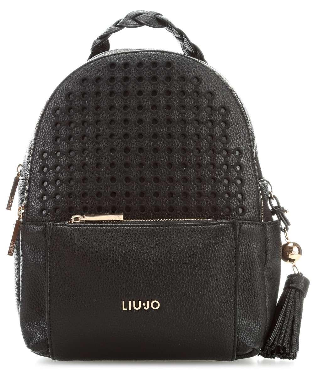 BORSA LIU JO Zaino Arizona N19264 Bag Backpack Nero Black