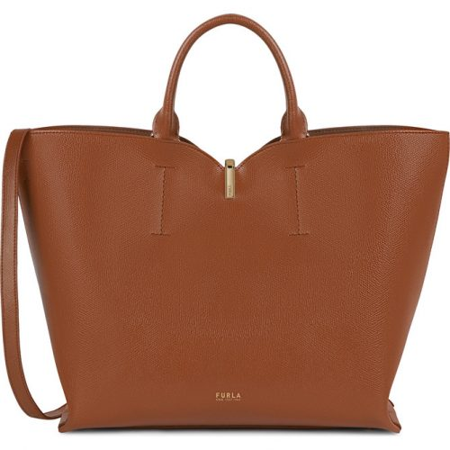 Shopping Furla Ribbone Cognac H Media