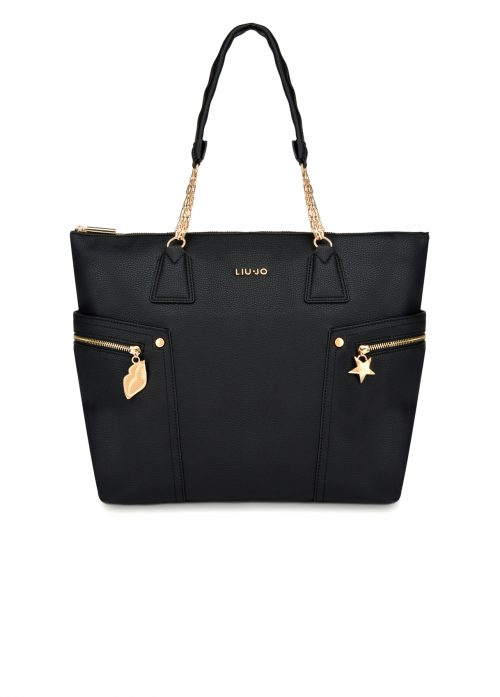 Shopping Liu_jo Nera con charm