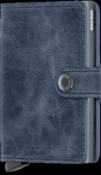 MINIWALLET SECRID VINTAGE BLUE