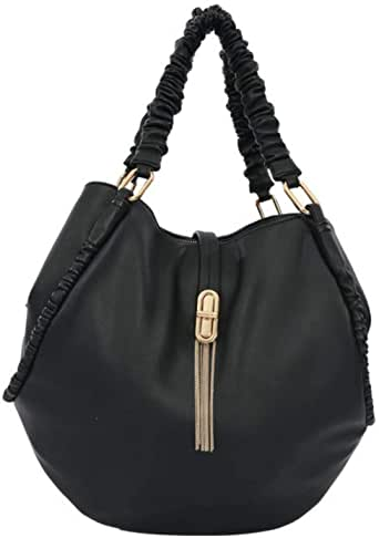 Shopping Liu-Jo in morbida eco pelle nera