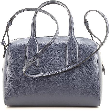 Bauletto Emporio Armani Blu