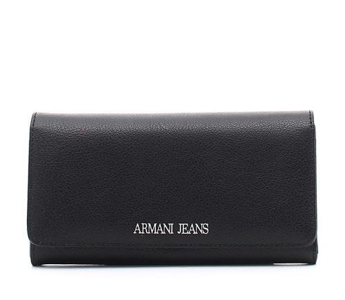 Portafoglio Armani Jeans Nero