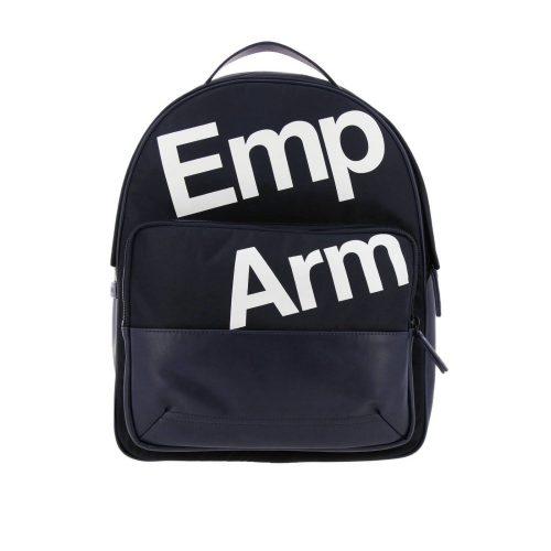 Zaino Emporio Armani Blu Navy