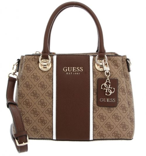 Borsa a mano Guess Cathleen Marrone