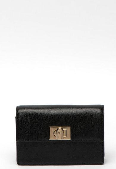 mini borsa Furla 1927 nera