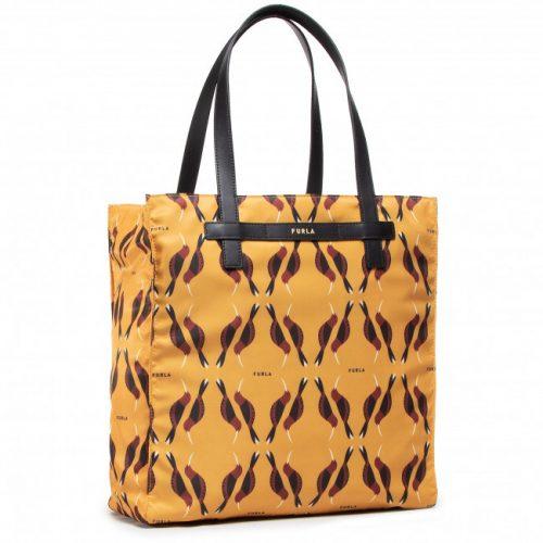 Shopping Furla Digit nylon Toni Ocra L
