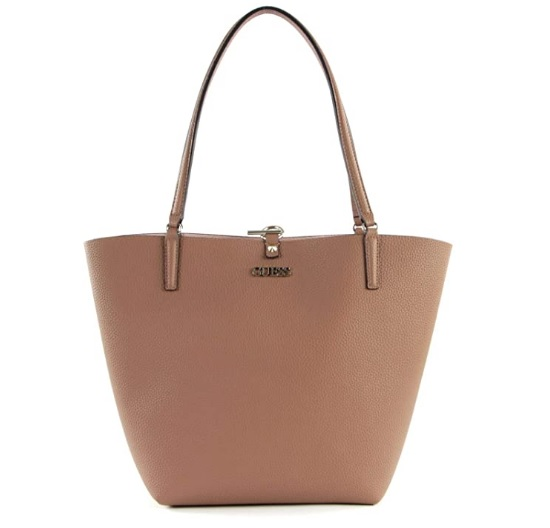Shopping Guess Alby Reverse Taupe-Blush