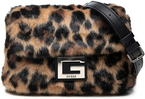 Tracollina Guess Gwen Leopard