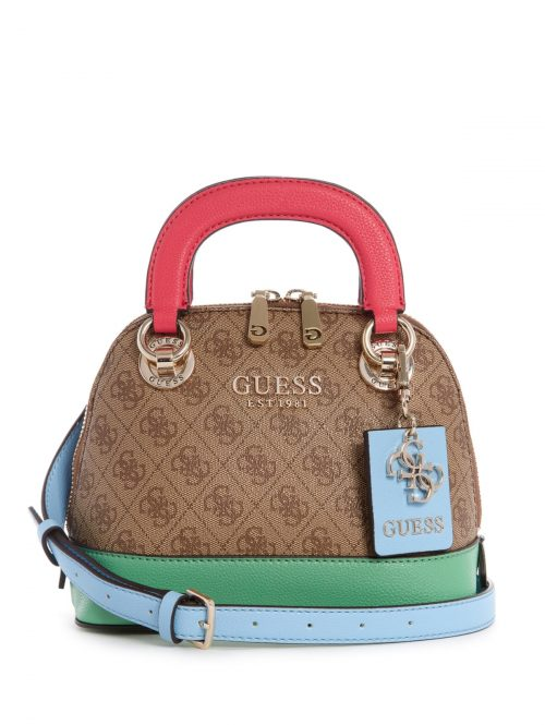Borsa a mano Guess Cathleen Brown