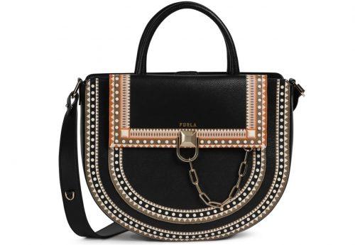 Shopping Bag Furla Miss Mimì Toni Nero
