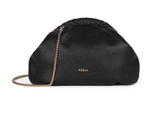 Mini Borsa a Bandoliera Furla Evening Nera