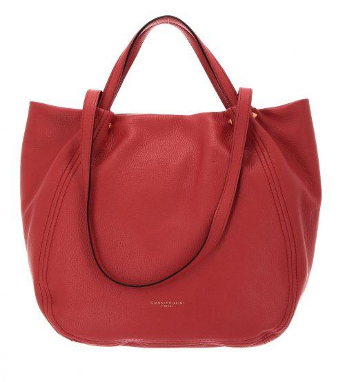 Borsa Shopping Gianni Chiarini Toulip Queen Red
