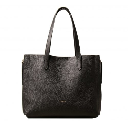Shopping Furla Grace Nero + Talco