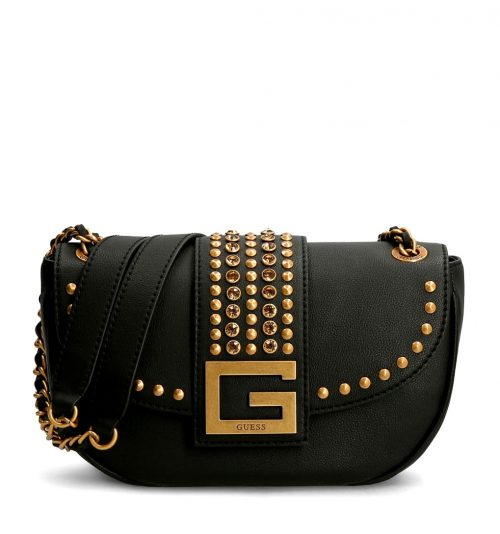 Tracollina Guess Bling con Borchie