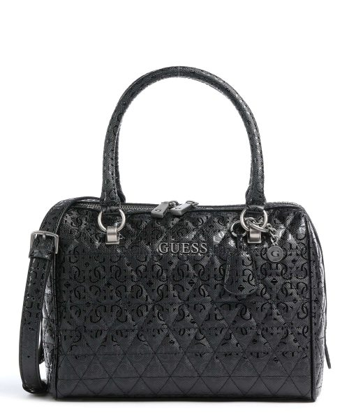 Bauletto Guess Wessex Nero